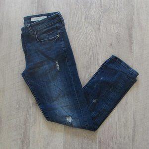 Pilcro & The Letterpress Slim Boyfriend Jeans 28